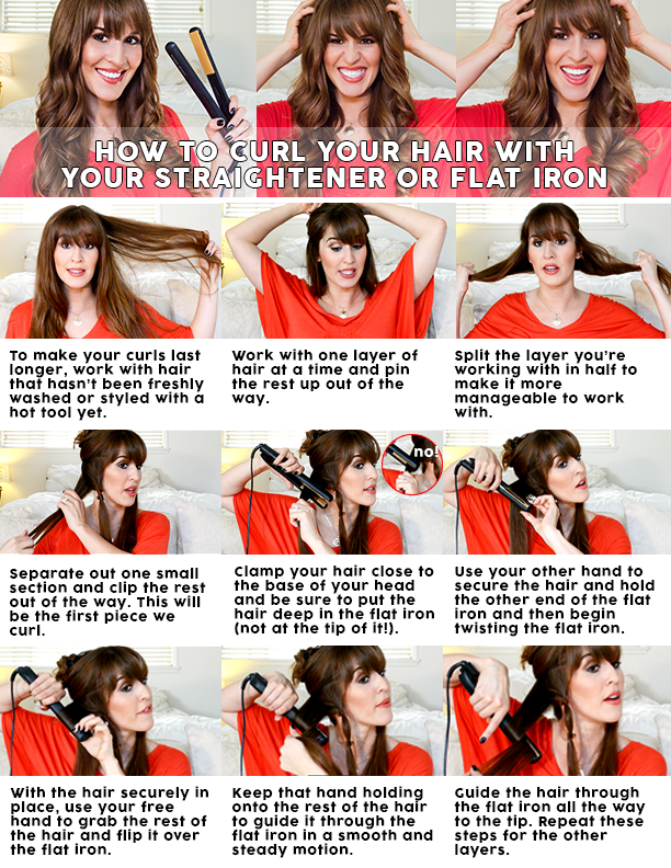 Curl-Your-Hair-Pictogram